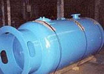 Impermeabilização de reservatórios